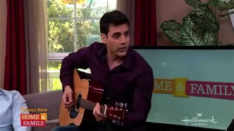 ben bass plays guitar and sings home family 6 19 14