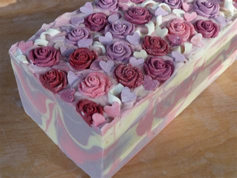 Beautiful Handmade Soaps - beautiful soap to make