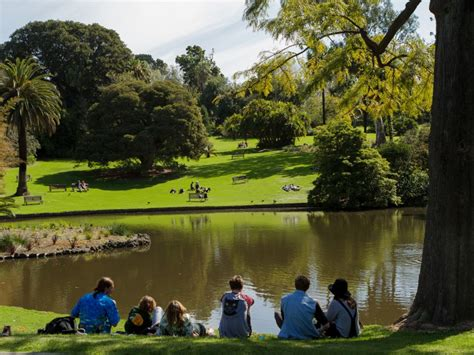 Royal Botanic Gardens Melbourne Parking Big4 Parks In Greater Melbourne Vic Caravan Parks Cing Resorts