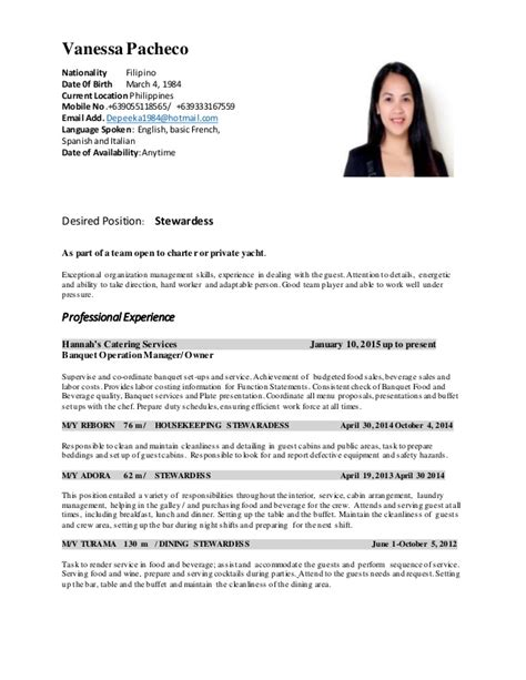 sle resume for cabin crew with no experience nisha pratab resume 28 images sle resumes for flight