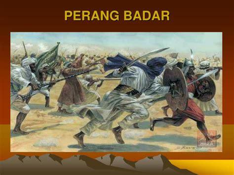 download film sejarah islam perang badar ppt perang powerpoint presentation id 5629639