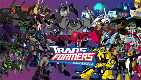 wallpaper anime transformers transformers animated all characters transformers wallpaper