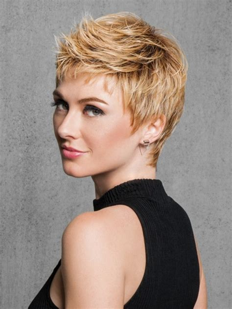 Even Hair Cuts Vs Textured Hair Cuts | textured cut by hairdo short pixie wigs com the wig