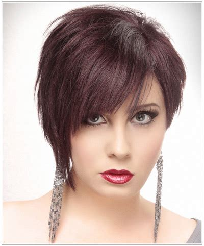 short hair styles you can wear curly or straigt haircuts that you can wear curly or straight