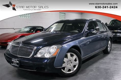 2004 maybach for sale maybach cars for sale