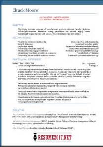 Resume In 2017 by Professional Resume Samples 2017