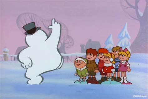 Frosty The Snowman Happy Birthday Meme - frosty happy birthday gif caroldoey