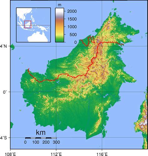Borneo Kalimantan kalimantan bahasa indonesia ensiklopedia bebas
