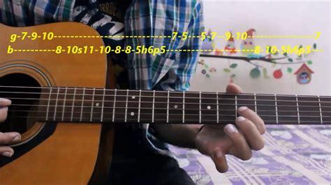 guitar tutorial video for beginners in hindi kaun tujhe romantic simple tune 4 beginners easy hindi
