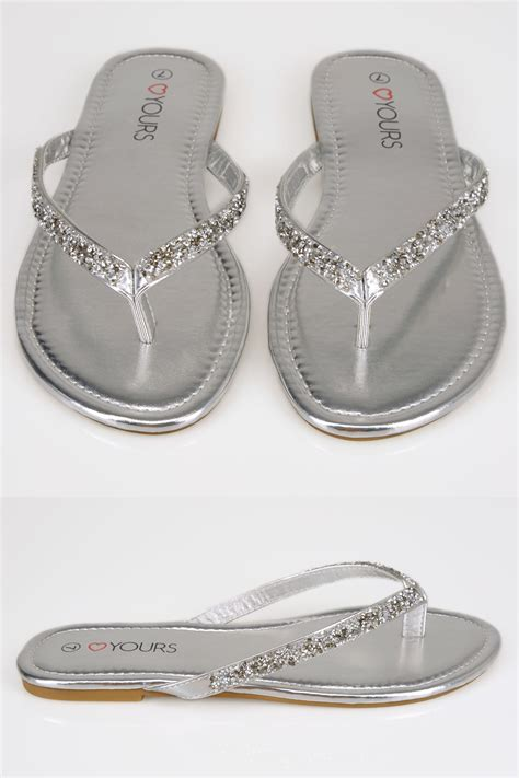 Can You Return Items Bought With A Gift Card - silver sandals with diamante straps in true eee fit