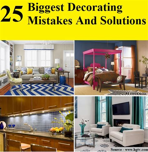 10 commonly made decorating mistakes and how to avoid them commonly made decorating mistakes and how to avoid them