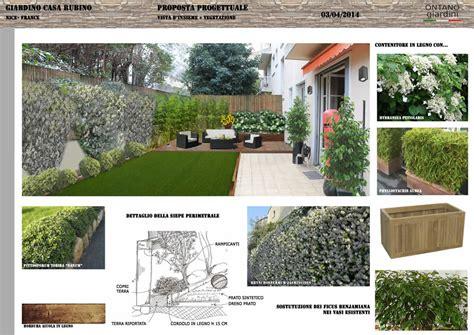 progetti di giardini privati progettazione e realizzazione di un piccolo giardino
