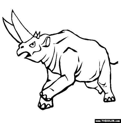 coloring pages of prehistoric animals online coloring pages starting with the letter a page 6