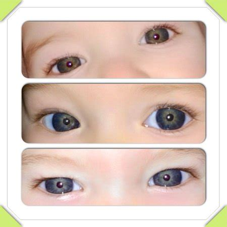 when does baby eye color change any green eyed babies page 5 babycenter