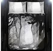 Black And White Tree Comforter Sets  2017 2018 Best