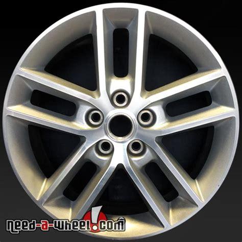chevy impala stock rims 18 quot chevy impala wheels oem 2008 2015 machined stock rims 5333