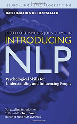 pattern nlp library introducing nlp psychological skills for understanding