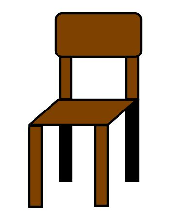 How To Draw A 3d Chair Step By Step by Drawing A Chair