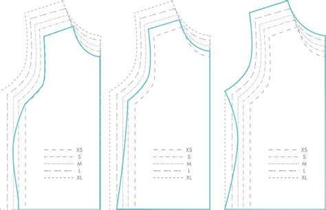 pattern yourself how to grade between sizes in pdf sewing patterns do it