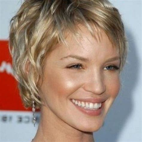 hairstyles for women over 40 with thick hair short hairstyles for thick hair women over 40 short