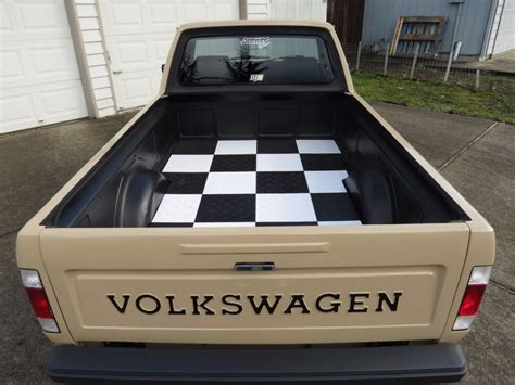 volkswagen rabbit pickup truck  sale