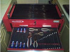 Blue-Point Tool Trolley+ Tools, Limited Edtion Kicker