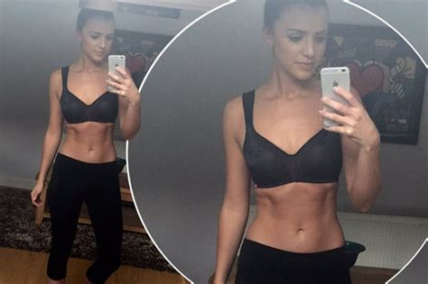 lucy davis gym lucy mecklenburgh flaunts incredible abs in sexy workout