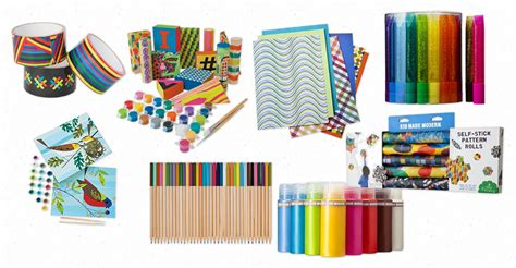 and crafts supplies up kid made modern design improvised