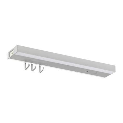 illuminazione led ikea utrusta illuminazione sottopensile a led color alluminio
