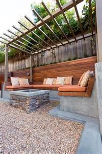 best 25 backyard seating ideas on pit