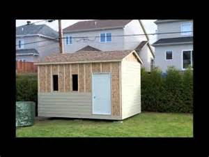 Outdoor Garage Designs mon cabanon rona youtube