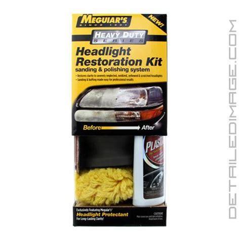 Meguiars Heavy Duty Headlight Restoration Kit 301 moved permanently