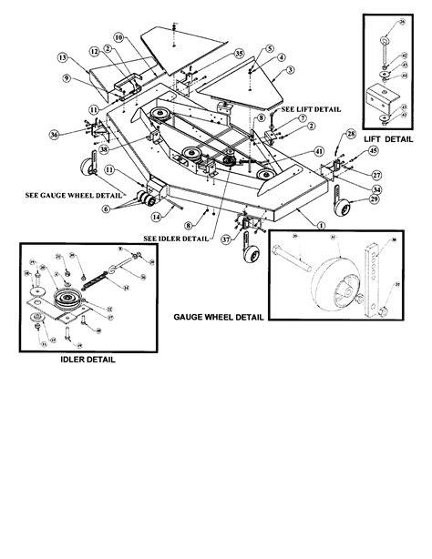 diagramme fast tondeuse belt diagram for snapper zero turn autos post