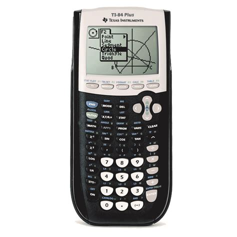 Finding On Plus Instruments Ti 84 Plus Graphing Calculator Black Instruments