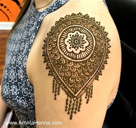henna shoulder tattoo tattoo collections