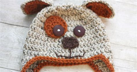 repeat crafter me puppy hat crochet puppy hat pattern repeat crafter me crochet hat repeat crafter me