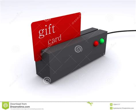How To Scan Gift Cards - scanning a gift card royalty free stock photography image 15841177