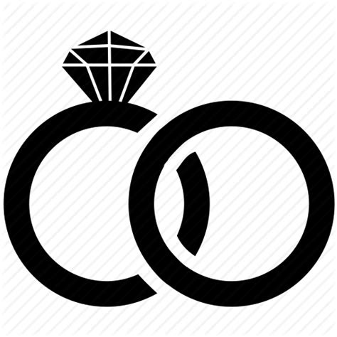 Wedding Icon by Engagement Ring Jewelry Marriage