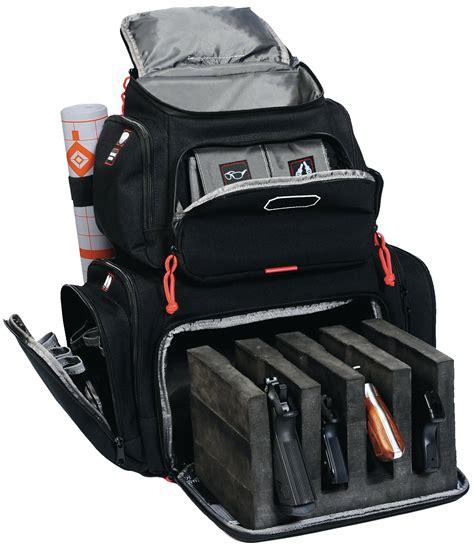 backpack range bag 4 pistol backpack range bag all in one range bag by
