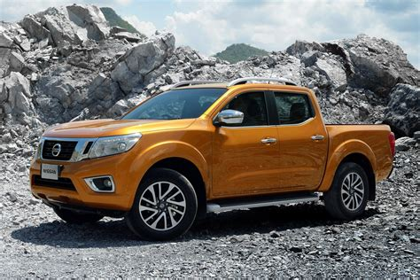 new nissan truck all new nissan frontier gets tougher for global pickup