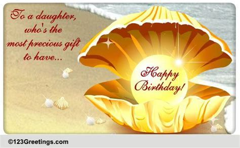 Wish Your Precious Daughter  Free For Son & Daughter
