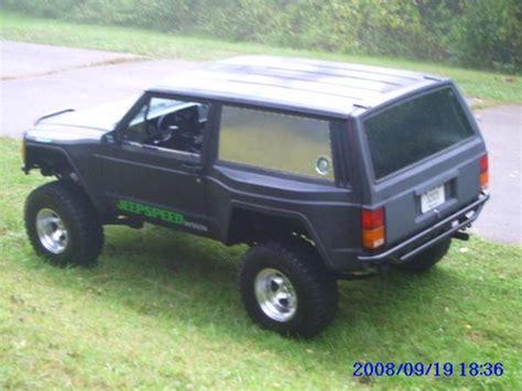jeep prerunner jeep xj prerunner build
