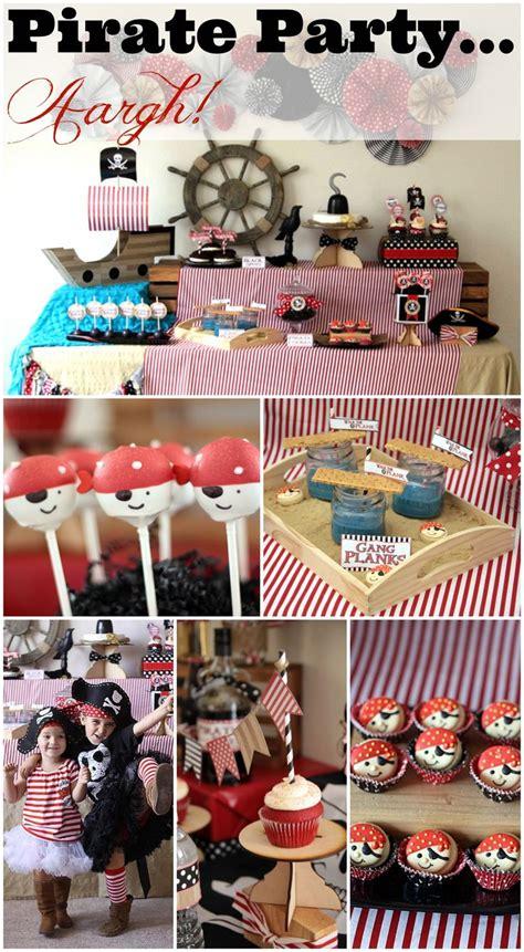 pirate decorations pirate birthday decor