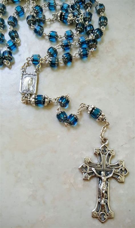 best rosary 17 best images about rosary on turquoise