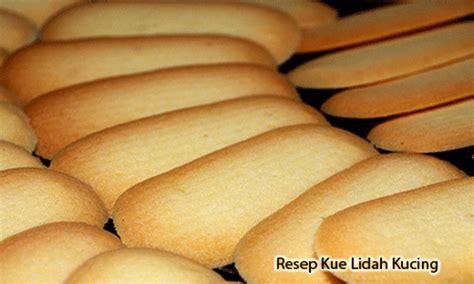 Buat Kue Kering Lidah Kucing | resep lidah kucing renyah aneka resep resep kue caroldoey