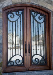 Front Doors Melbourne Teano Wood Door Melbourne Wrought Iron