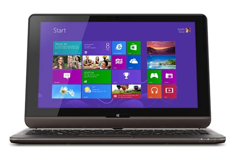 Laptop Toshiba I7 Windows 8 toshiba adds to windows 8 smorgasbord with convertible laptop goode product news