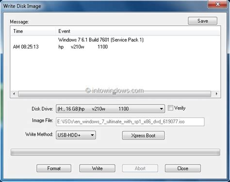 format dvd to bootable how to use ultraiso software to create bootable usb flash