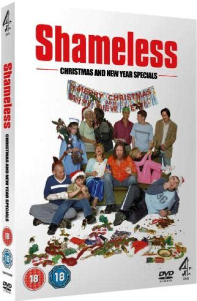 new dare christmas special shameless and new year specials dvd zavvi