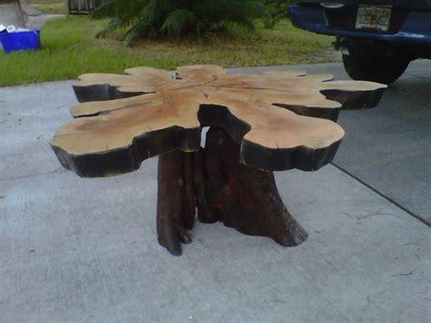 tree trunk l base tree stump coffee table tree trunk coffee table round